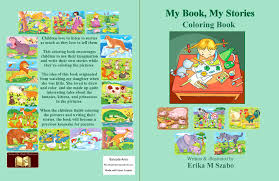 coloring book listen bilingual children s books erika m szabo author of