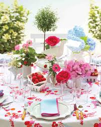 a whimsical formal wedding in pale blue and fuchsia hues in
