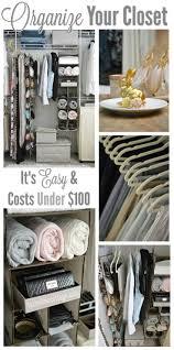 Wardrobe Organiser Ideas by 1009 Best Organize My Life Images On Pinterest Organizing Tips