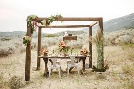 glittery thanksgiving wedding ideas ruffled