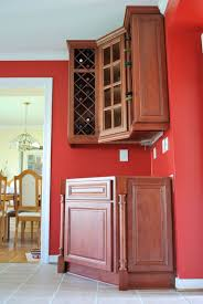 Wine Racks In Kitchen Cabinets Wall Mounted Corner Wine Rack For Kitchen With Glass Door Cabinet