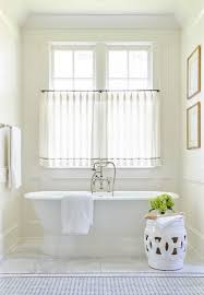 Bathroom Window Curtain Ideas Gorgeous Curtain For Bathroom Window Ideas Curtains