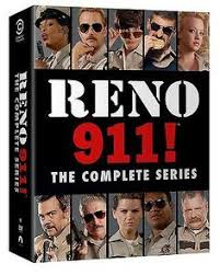 awesome reno 911 the complete sixth season new dvd ships fast