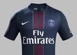 paris saint germain home kit 2016 17 nike news