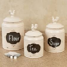 ceramic kitchen canister sets 100 kitchen canisters flour sugar flour sugar coffee etsy