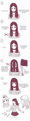 comment se couper les cheveux soi meme bien être comment se couper les cheveux soi même bien etre by