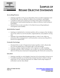 Administrative Assistant Objective Resume Sample Service Assistant Resume