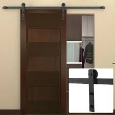 Barn Door Closet Hardware by Sliding Barn Door Closet Saudireiki