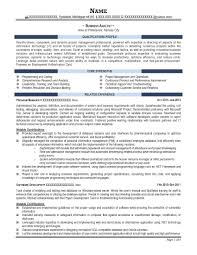 Best Resume Format Business Analyst by Business Intelligence Analyst Resume Template Examples