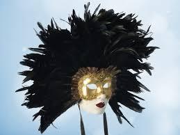 feather mask feather masks feathered mask feather mask mask shop venice