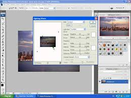 adobe photoshop cs4 ile resime parlaklık katmak youtube