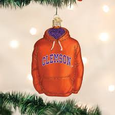 world clemson hoodie glass
