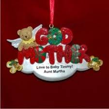 goddaughter christmas ornaments i heart my goddaughter family christmas ornament family