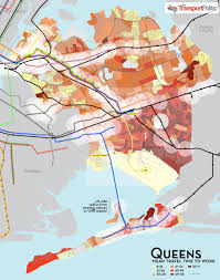 Lirr Train Map Expanding Transit Access To Southeast Queens The Transport Politic