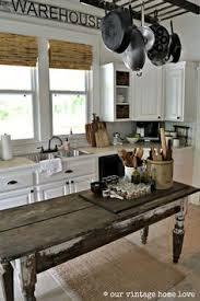 kitchen island farm table 10 uses for items white farmhouse kitchens white