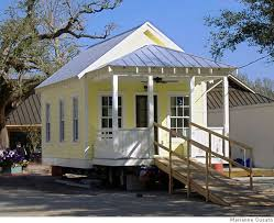 fema cottage the little house that roared a tiny cottage designed for katrina