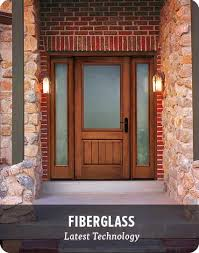 Exterior Door Wood Exterior Doors Reeb