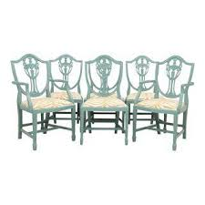 vintage u0026 used contemporary dining chairs chairish