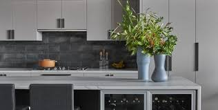 white cabinets with black countertops and backsplash 25 beautiful kitchens with backsplashes kitchen