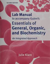 lab manual for essentials of general organic and biochemistry