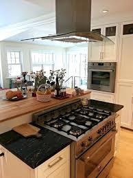 stove on kitchen island kitchen with stove in island noelmiddleton