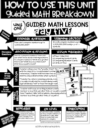 4th grade guided math tunstall u0027s teaching tidbits