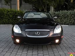 2002 lexus sc430 hood for sale 2002 lexus sc 430 convertible ft myers fl for sale in fort myers