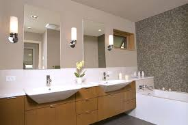 Contemporary Wall Sconces Mid Century Modern Bathroom Wall Sconces Sconce How To Light A