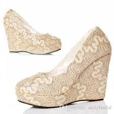 gold wedge shoes for wedding wedding shoes wedges gold 100 images shoes gold designer