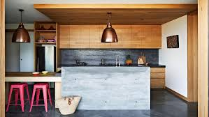 concrete design ideas for every room in the house