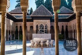 Los Patios Hotel Granada by Travel Keeps Me Sane Spain Granada Alhambra U0026 Churros Con