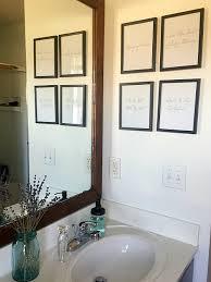 100 room makeover master bathroom reveal lemons lavender
