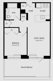1 Bedroom Apartment For Rent In Brooklyn 50 North 5th Street Apartments For Rent In Williamsburg Luxury