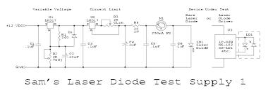 burning laser diode circuit diagram efcaviation com