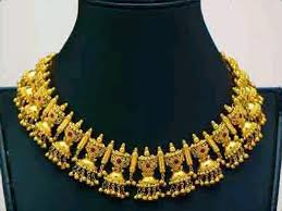 golden necklace new design images Fashionjewellery indian gold necklace designs jpg
