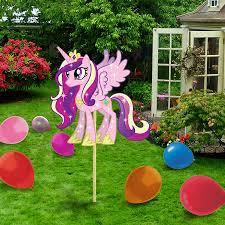 my pony centerpieces fabulous my pony decoration ideas mybirthdaysupplies
