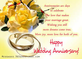 Greeting Card For Wedding Wishes Wedding Anniversary Wishes And Messages Marriage Anniversary
