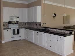 Best Tile For Kitchen Floor Tile Floor Kitchen White Cabinets Home Furniture And Design Ideas