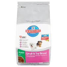 hill u0027s science diet puppy small u0026 toy breed with chicken meal