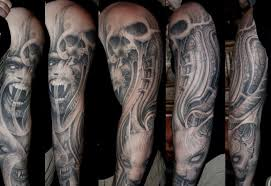 evil sleeve by paul booth design of tattoosdesign of