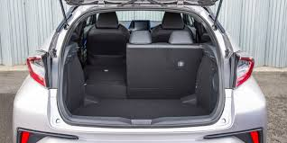 nissan micra luggage capacity toyota c hr review carwow