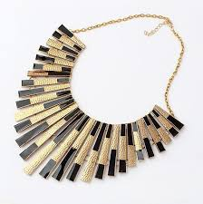 bib necklace gold images Hot fashion jewelry necklaces trend bib necklace yiwuproducts jpg