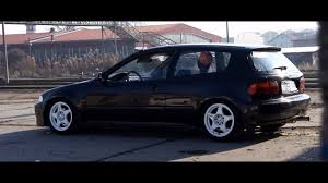 honda jdm honda civic hatchback eg jdm short film youtube