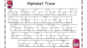 free worksheets traceable alphabet free math worksheets for