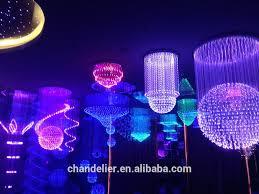 stair fiber optic light fiber optic mesh lighting om172