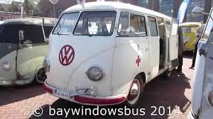 volkswagen bus 2014 vw t1 barndoor ambulance amersfoort 2014 youtube