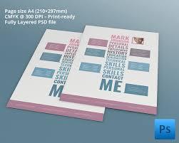Mac Resume Template U2013 44 Free Samples Examples Format Download by Creative Resume Template U2013 81 Free Samples Examples Format