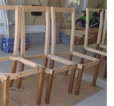 how to make a dining room chair how to build a diy kids chair play table plays and woodworking