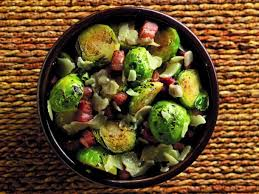 pale ale and garlic stir fried brussels sprouts recipe