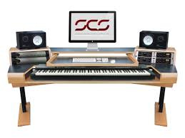 Music Studio Desk Plans by Recording Studio Furniture Sound Construction U0026 Supply